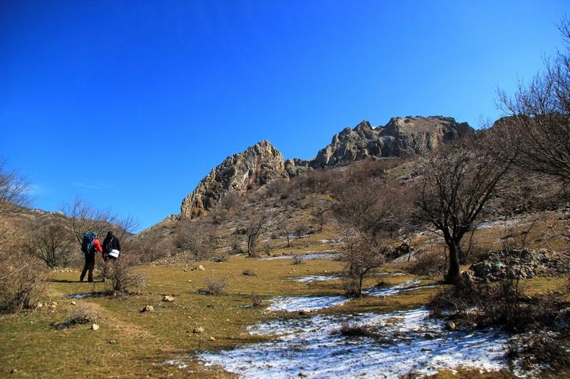 Поход в горах Арпата