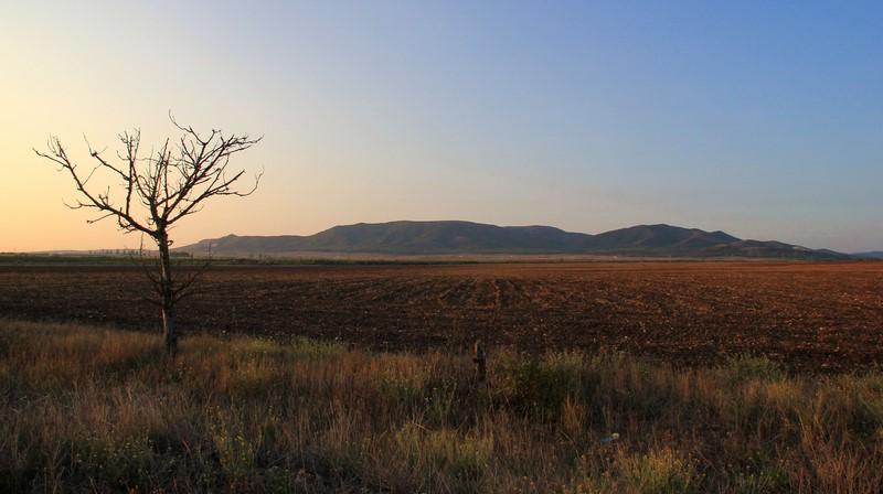 Агармыш - горный массив восточного Крыма