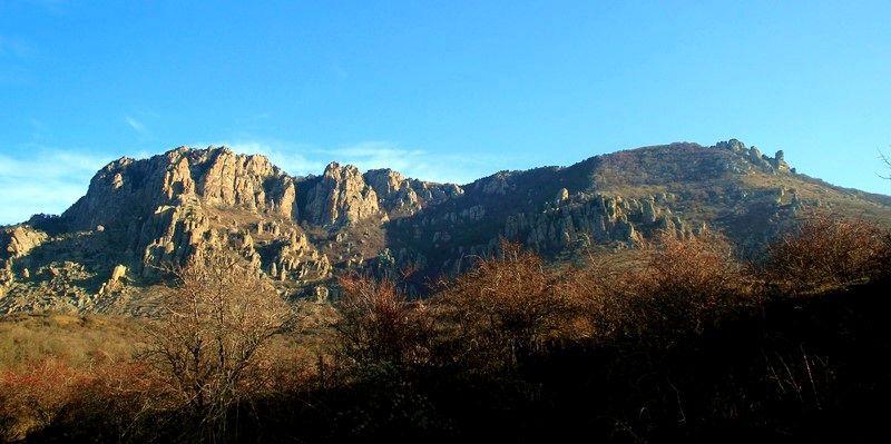 Гора Южная Демерджи Крыма. Что это?