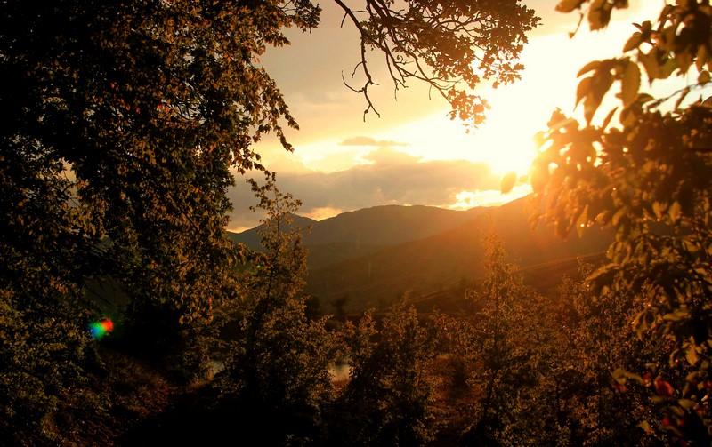 Стих друга про горы, походы и Крым