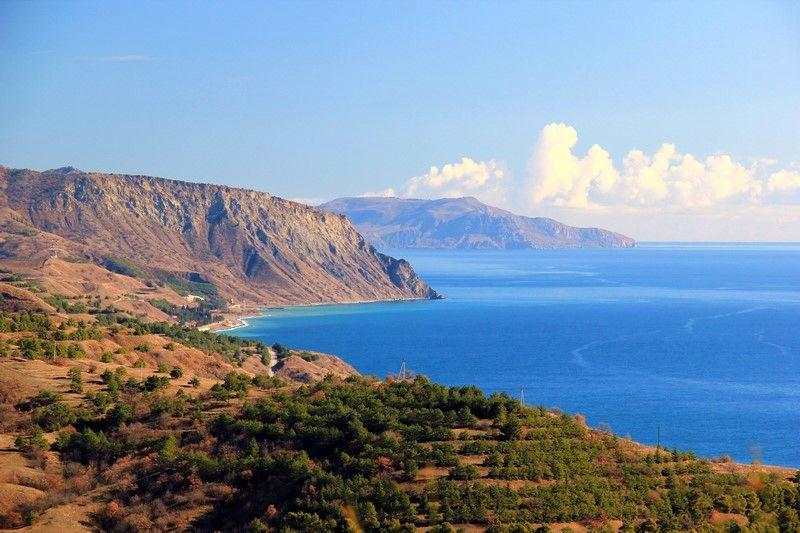 Про море и Крым