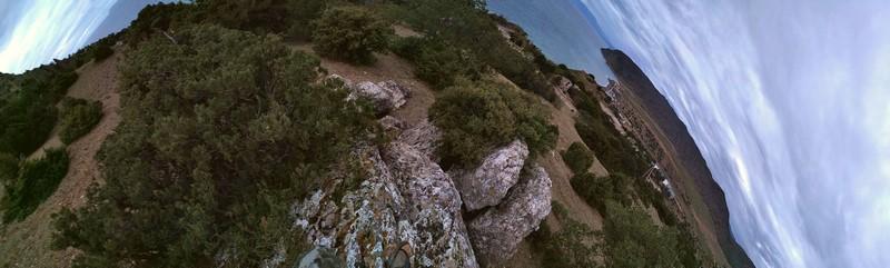Димка и походы по Крыму