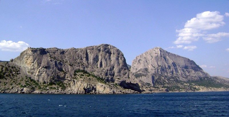 Гора Крыма – Коба-Кая Нового света