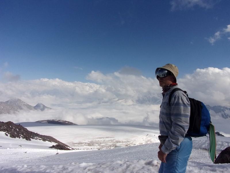 Отзыв-отчёт о восхождении на Эльбрус с юга