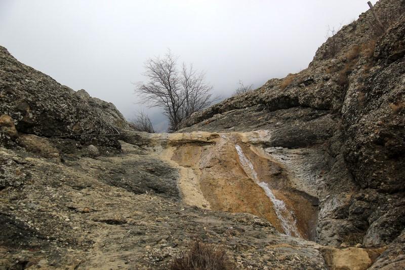 Прогулка к Арпатским водопадам Крыма