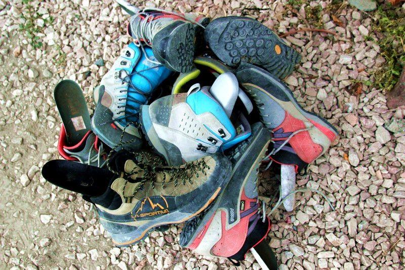 Треккинговая обувь для пеших походов по Крыму