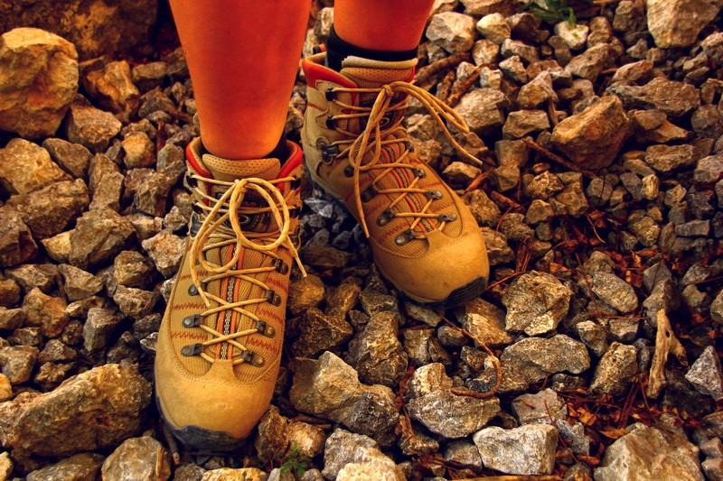 Треккинговая обувь для пеших походов в Крыму