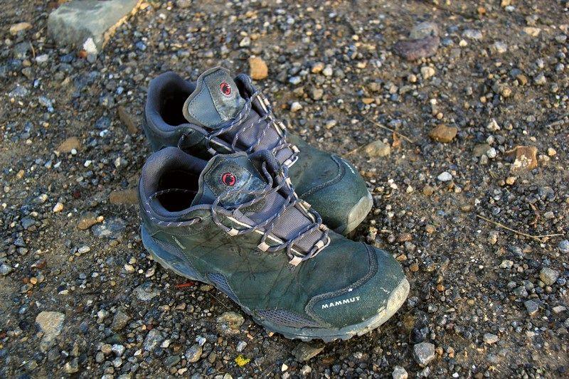 Треккинговая обувь для пеших походов в Крыму и на Кавказе