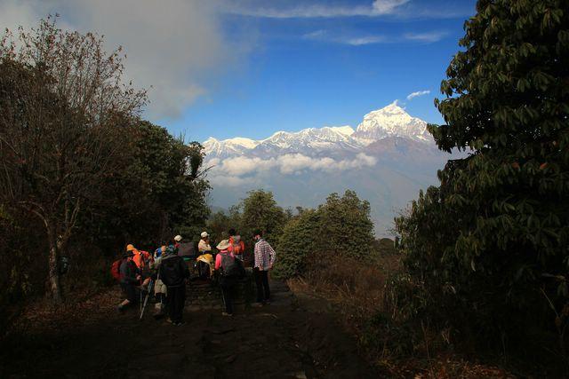 Непал - жизнь возле дороги. 3 часть