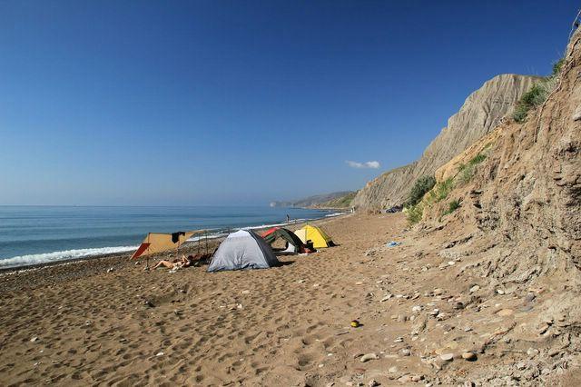 Наш походный дом - палатка.