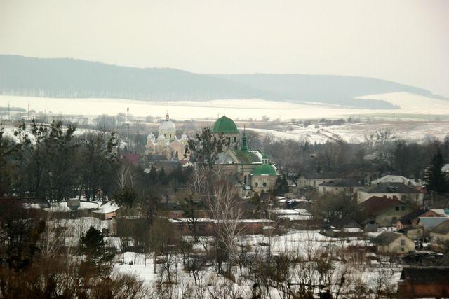 Отчёт о путешествии по западному краю Украины