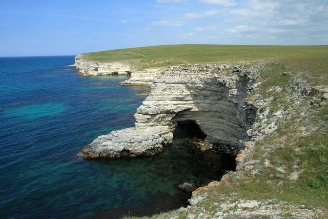 Денис о майском походе по Крыму «Окоёмы Тарханкута»