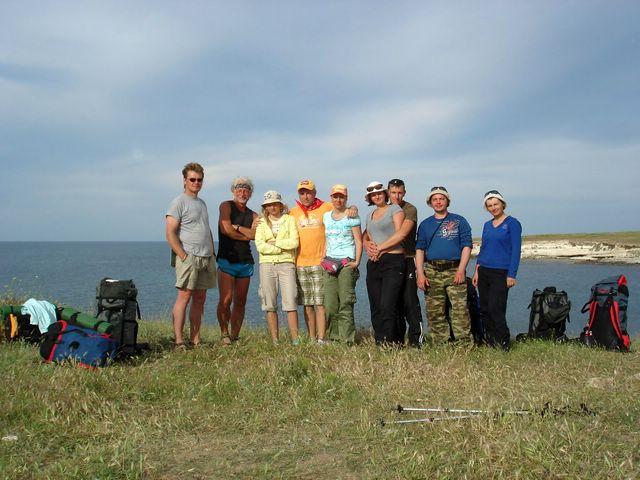Счастливое путешествие – отзыв из похода по Крыму «Окоёмы Тарханута»